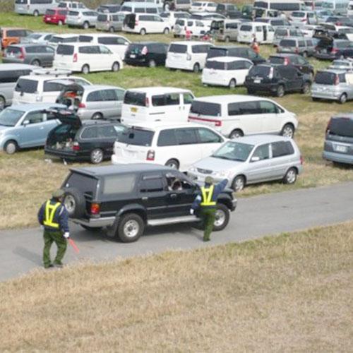 イベント(駐車場)業務