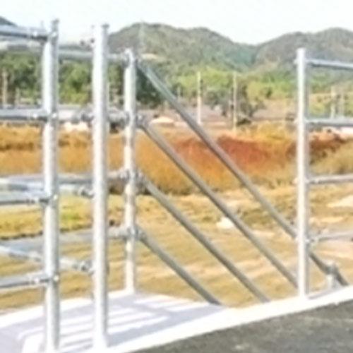 転落防護柵